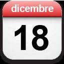 18 December