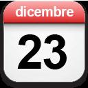 23 December