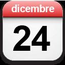 24 December