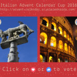 Rome VS Siena - Vote for Colosseo or the Lupa Senese
