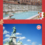 Siena VS Florence - Vote for the Fonte Gaia or Il David